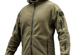"""Толстовка тактическая флисовая куртка/кофта """"Ultimatum"""" Coyote размер XS"""