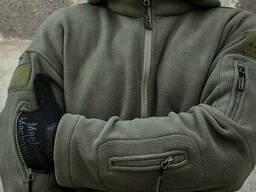 """Толстовка тактическая флисовая куртка/кофта """"Ultimatum"""" Olive размер XL"""