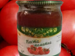 Паста томатная , паста томатна 0,5л
