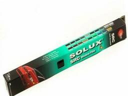 Тонировочная пленка.Solux SRC 0,5х3м Super Dark Black 3%