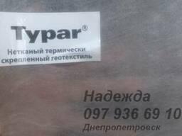Тонкий термоскрепленный геотекстиль Typar SF49