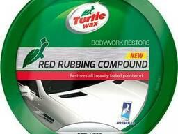 Тонкоабразивная паста Turtle Wax Rubbing Compound 250 грамм