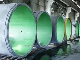 Тонкостенная бетонная труба-оболочка, ТС 200.20.1 (з мет. обечайкой)