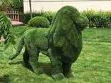 Топиари Фигуры из искусственного газона - фото 4