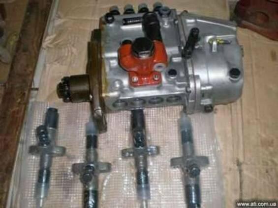Топливная аппаратура МТЗ-80
