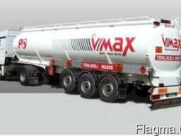 Топливная цистерна SINAN (4 секции) / Fuel tanker SINAN