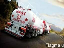 Цистерна топливная SINAN (4 секции) / Fuel tanker SINAN