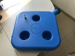 Топливный бак автономного отопителя 10 л. - фото 2