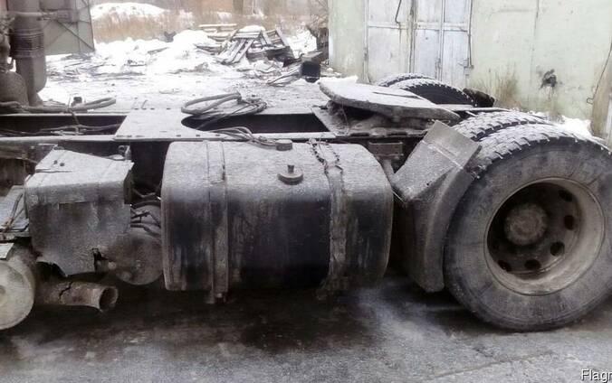 Топливный бак Рено премиум 350 л , 550 л