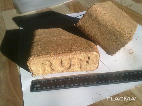Топливный брикет Руф