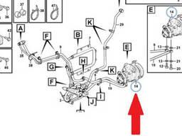 Топливный насос VOE3885173 (Fuel pump) для Volvo L350F