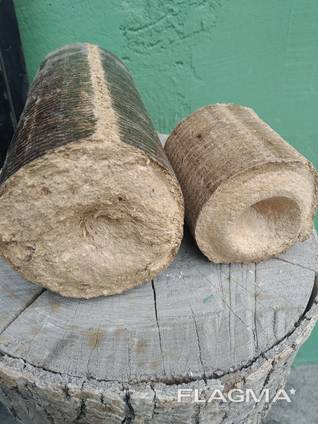 Топливные брикеты дубовые в Одессе оптом. 3450грн.