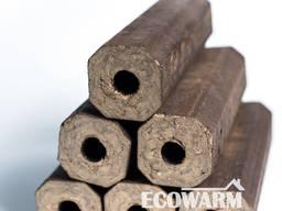 Топливные брикеты Pini Kay дубовые по 10 кг