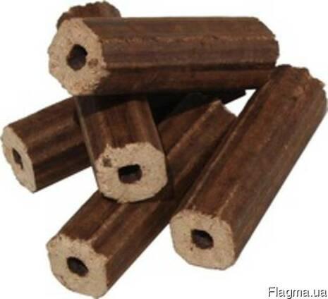 Топливные брикеты Пини-кей дубовые 100%