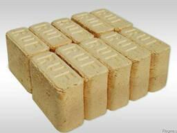 Топливные брикеты RUF ДУБ 100% купить, не дорого от производителя ОПТ, розница