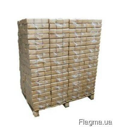 Топливные брикеты RUF дуб-сосна от Производителя