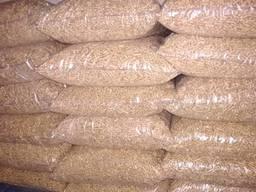 Топливные гранулы А1, А2 фасовка 15 кг. мешки