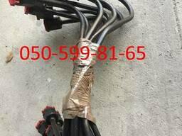 Топливопровод высокого давления Д49. 82. 2спч-3