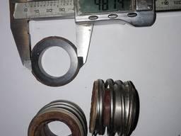 Торцевое уплотнение насоса Гном 16, 212. R2