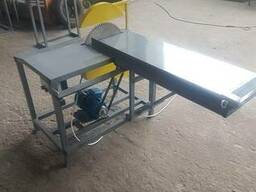 Торцовочный станок с движущимся столом ТПР -450
