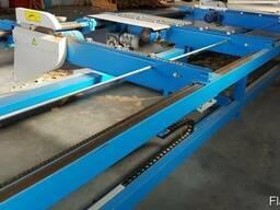 Торцовочный станок трехпильный Walter FDR 3/300 длина до 6 м
