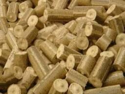Торфобрикет Бровары. Топливный древесный брикет Нестро.