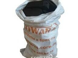 Торфобрикет (торфяной брикет) в мешках по 40 кг 1й сорт