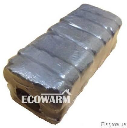 Торфобрикеты (торфяной брикет) в термопленке