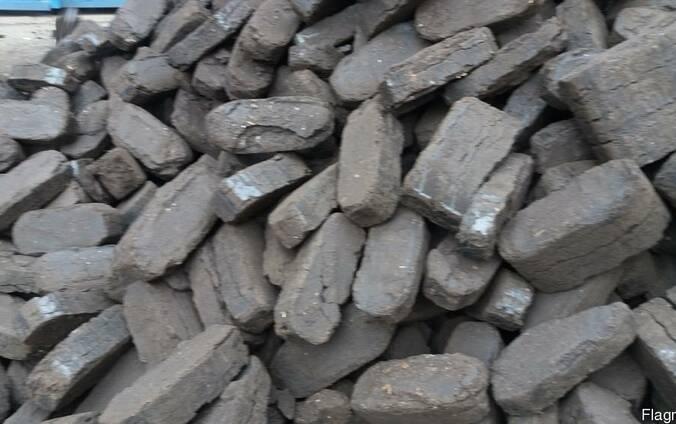 Торфяные брикеты − экологически-чистое биотопливо в мешках
