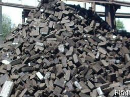 Торфяные Брикеты торф оптом с доставкой замена углю