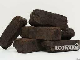 Торфяные брикеты (торфобрикет, торф) навалом