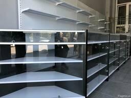Торговая мебель для магазинов на заказ