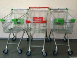 "#Тележка для супермаркета# ""#тележка для супермаркета"" 80 л"