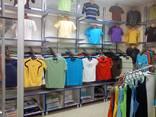 Торгове обладнання для магазинів одягу - фото 1