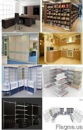 Торговое оборудование/Корпусная мебель