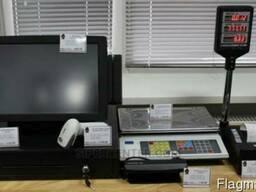Торговое оборудование, сканеры штрих-кода, принтеры этикеток