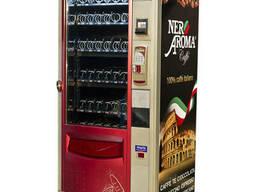 Торговый снековый автомат Saeco Smeraldo 56