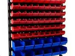 Торговый стенд с ящиками 93 лотка в Запорожье
