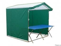 Торговые палатки разборные