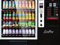 Торговые Снековые Автоматы Serpon
