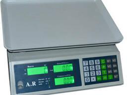 Торговые весы ACS-758 A. R