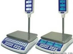 Торговые весы СТРд Цертус. Сертифицированные весы