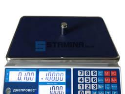 Торговые весы ВТД СЛ-1 - фото 1