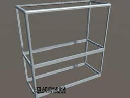 Торговые витрины / конструктор для сборки