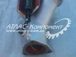 Тормоз вспомогательный в сборе КрАЗ - фото 2