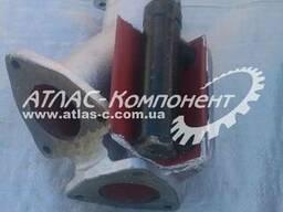 Тормоз вспомогательный в сборе КрАЗ - фото 3