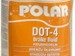 """Тормозная жидкость Brake Fluid DOT 4 """"Polar"""" 1л"""