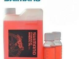 Тормозная жидкость Shimano минеральное масло 100 мл