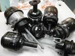 Тормозні камери до bpw, saf, ror, fruehauf, schmitz