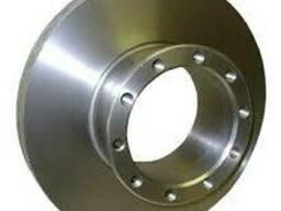 Тормозной диск передний МАН MAN L, M2000. Новый.81508030024